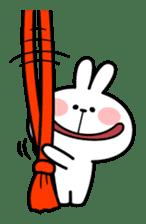Spoiled Rabbit 5 sticker #9687208