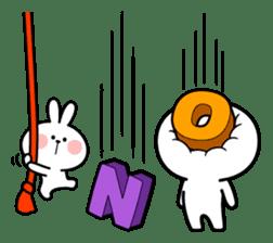 Spoiled Rabbit 5 sticker #9687213
