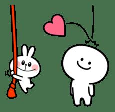 Spoiled Rabbit 5 sticker #9687214