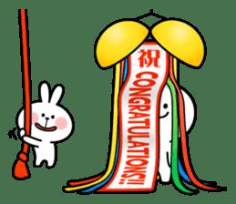 Spoiled Rabbit 5 sticker #9687215