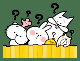 Spoiled Rabbit 5 sticker #9687218