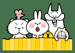 Spoiled Rabbit 5 sticker #9687220