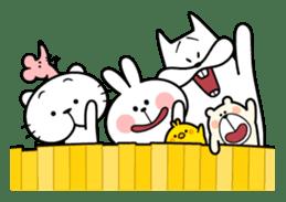 Spoiled Rabbit 5 sticker #9687222
