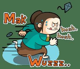 Makmu Mboiz sticker #9688351