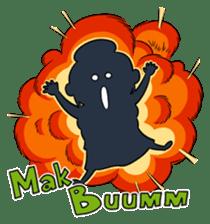 Makmu Mboiz sticker #9688365