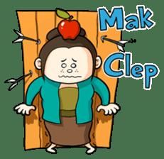 Makmu Mboiz sticker #9688370