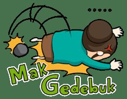 Makmu Mboiz sticker #9688377