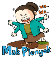 Makmu Mboiz sticker #9688381