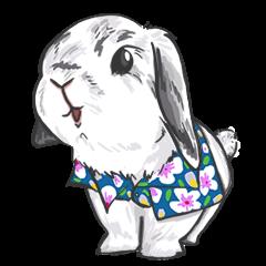 Electron Bunny