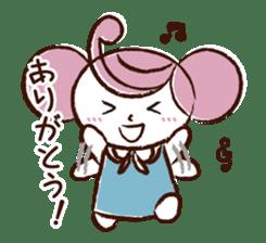 fukku-chan Sticker 2 sticker #9699930