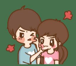 Love So Sweet sticker #9701378