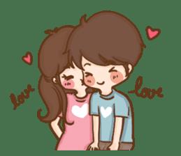 Love So Sweet sticker #9701382
