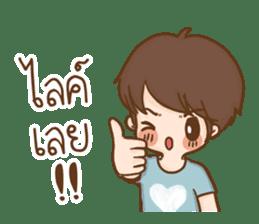 Love So Sweet sticker #9701383