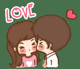 Love So Sweet sticker #9701384