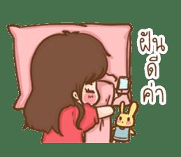 Love So Sweet sticker #9701389