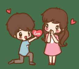 Love So Sweet sticker #9701391