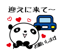 I love table tennis 2. sticker #9702826