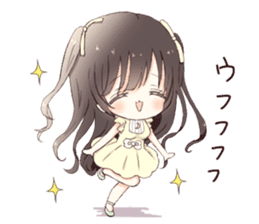 Milk, The Cute Junior High School Girl5 sticker #9715873