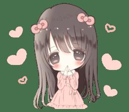 Milk, The Cute Junior High School Girl5 sticker #9715874