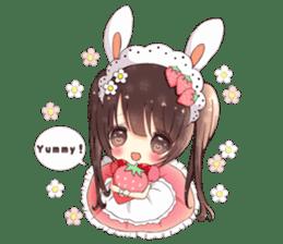Milk, The Cute Junior High School Girl5 sticker #9715883