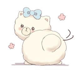 Milk, The Cute Junior High School Girl5 sticker #9715899