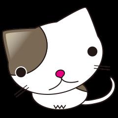 Cat life Sticker