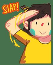 Astro Ruby sticker #9724760
