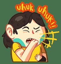 Astro Ruby sticker #9724771