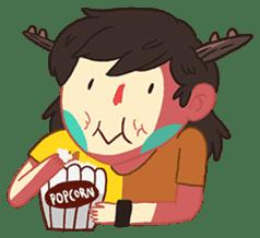 Astro Ruby sticker #9724780