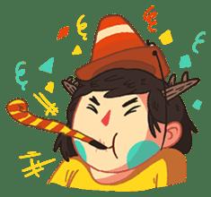 Astro Ruby sticker #9724784