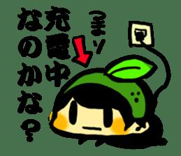 citrus girls sticker(idol fun) sticker #9728797