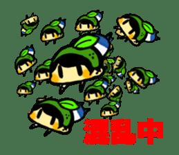 citrus girls sticker(idol fun) sticker #9728798