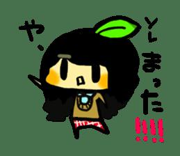 citrus girls sticker(idol fun) sticker #9728809