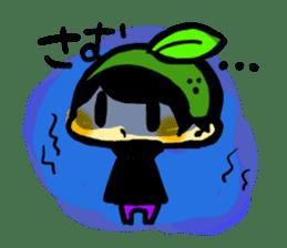 citrus girls sticker(idol fun) sticker #9728819