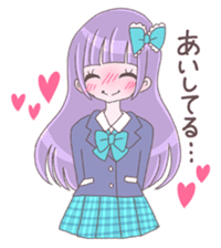 Best friend Momoka & Kanade sticker #9735047