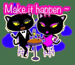 jazz cat sticker #9742730