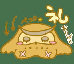 Lovely owls sticker #9752828