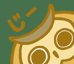 Lovely owls sticker #9752840