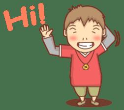 TOKYO BOY sticker #9754499