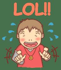 TOKYO BOY sticker #9754501
