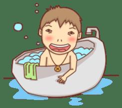 TOKYO BOY sticker #9754510