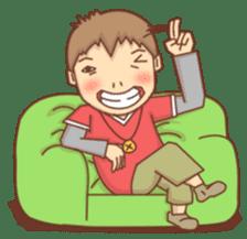 TOKYO BOY sticker #9754511