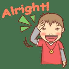 TOKYO BOY sticker #9754521