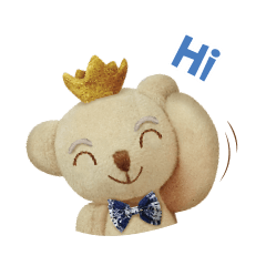 Little king bear (Eng ver.)