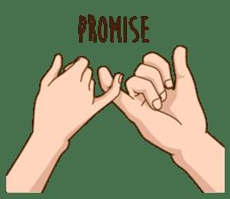 Romantic Couple In Love sticker #9760437