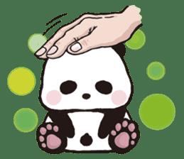 Sweet Panda & Honey Pig (3) by Ellya sticker #9760664