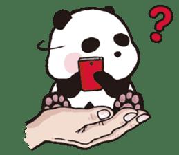 Sweet Panda & Honey Pig (3) by Ellya sticker #9760665