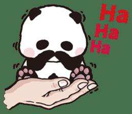 Sweet Panda & Honey Pig (3) by Ellya sticker #9760666