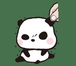 Sweet Panda & Honey Pig (3) by Ellya sticker #9760672