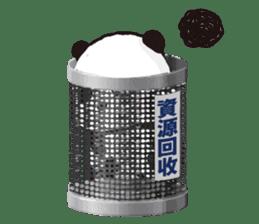 Sweet Panda & Honey Pig (3) by Ellya sticker #9760674